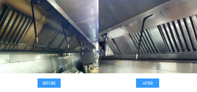 Vent hood before after 1