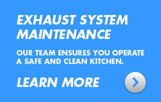 Exhaust system maintenance
